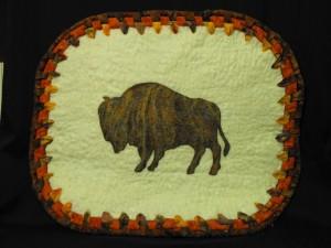 Buffalo Wall Rug