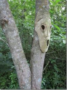 Boo Mask